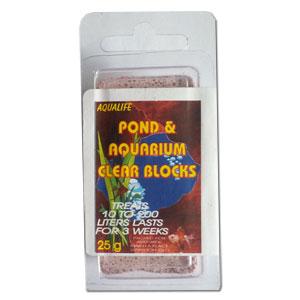 Sp pond aquarium algae block 10 to 200l avico for Aquarium 200l