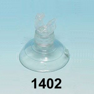 Suction Cup 26mm Clip 6mm