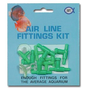 Airline Fittings Kit Set 11 Pcs