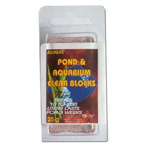 Sp Pond & Aquarium Algae Block  10 To 200l