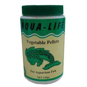 Aqua Life Veg. Pellets 125g
