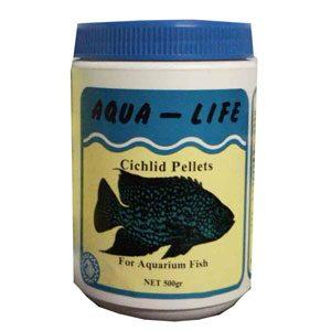 Aqua Life Cichlid Pellets 125g