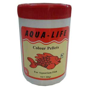Aqua Life Colour Pellets 300g