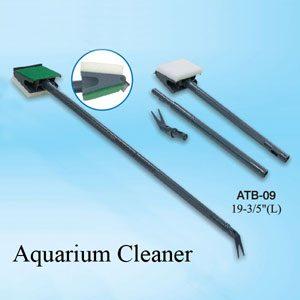 3 In 1 Aquarium Cleaning Brush