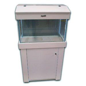 Aquafx 2ft Cabinet & Hood White 24x12