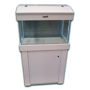 Aquafx 4ft Cabinet & Hood White 24x12