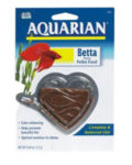 Aquarian  Betta Food  2.5gm