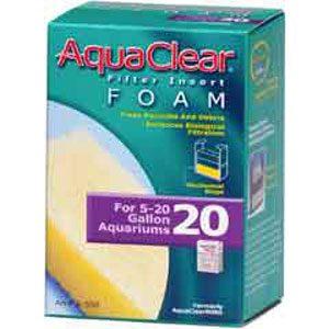 Foam Insert Aquaclear Mini / 20