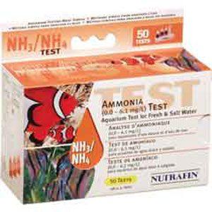 Ammonia Kit  Fresh/salt 50 Tests