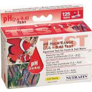 P.h.kit High Range  (7.48.6) Fresh/salt 125 Tests
