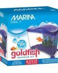 Marina Goldfish Kit  Cool Purple 6.7L