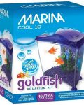 Marina Goldfish Kit  Cool Purple 10L
