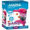 Marina Goldfish Kit  Cool Pink 10L