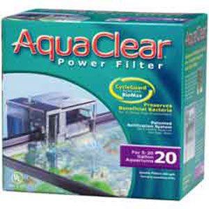 Aquaclear 20 (mini) Filter 378 Lph