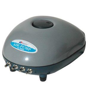 Resun 4 Outlet Air Pump 9lpm