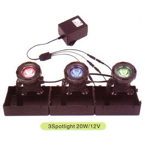 Resun Spotlight  3 In 1  12v
