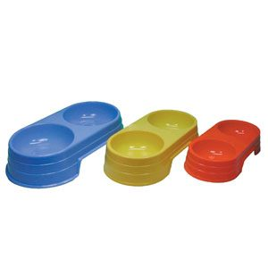 Twin Pet Dish 305mm