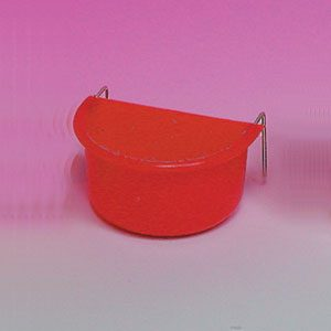 Small D Cup W/metal Hooks 7.5cm