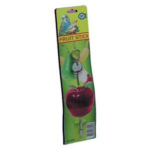 Metal Fruit Stick With Key Ring