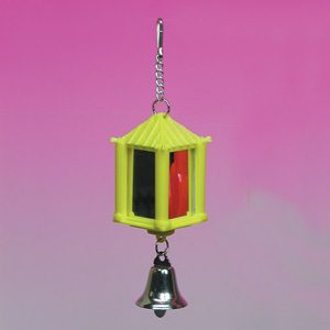 Lantern Mirror W/bell