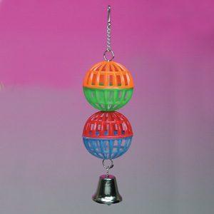 2 lattice Ball W/bell