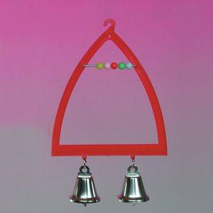 Tri Swing W/2 Bells & Beads