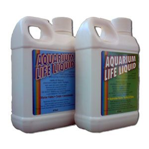 Aquarium Life Liquid Marine/Corals/Invert. 375ml