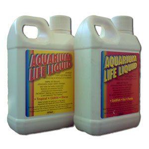 Aquarium Life Liquid Trop/Cic/Dis/ 375ml