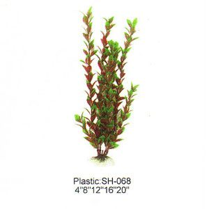 "8"" Narrow Leaf Ludwigia (plastic)"