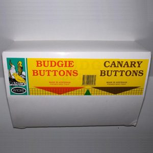 1/2 Budgie/canary Boxed Buttons (24 X 55g)