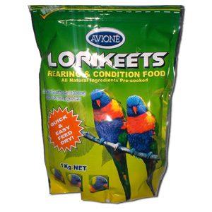1kg  Lori Dry