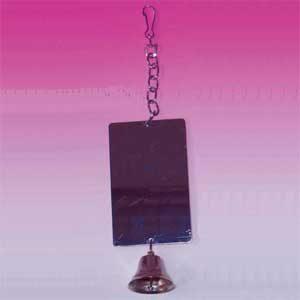 15.5 X 9cm Plaque W/bell