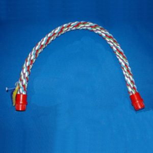 "Bird Rope Perch 28 mmdia. 32""l"