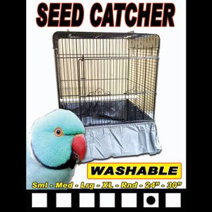 Seed Catcher For Exercise Cages 2ft.