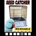 Seed Catcher For Round Cages
