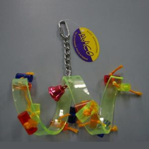 Loop The Loop With Hanging Beads