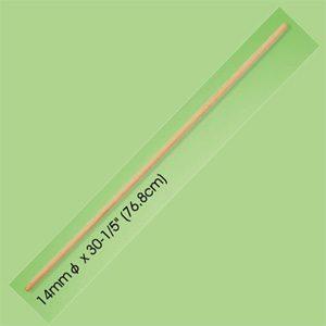 "Wooden Perches Pk/2 30"" (76cm)"