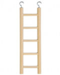 Wooden Ladder 5 rung 12mm Dia.