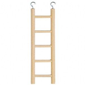 Wooden Ladder 5 rung 12mm Dia.