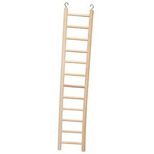 Wooden Ladder 12 rung 12mm Dia.