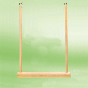 "Wooden Swing Perch ""u"" Type 6""x8""h"