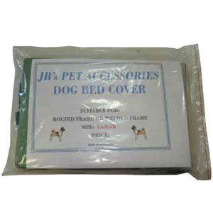 Dog Bed Cover Flea Free (L)