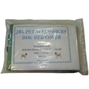 Dog Bed Cover Flea Free (M)