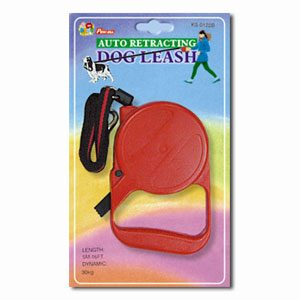 Retractable Dog Leash 16 Ft. (L)