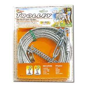 Dog Rover Set 2mmx50' B/Carded