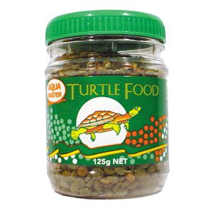Turtle Food 125g