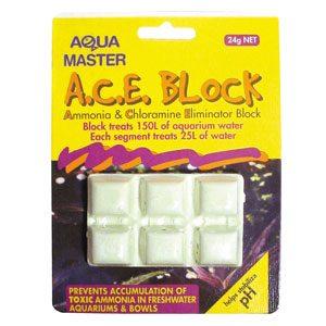 A.C.E. Block Card of 6 24g