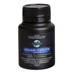 Aquari-Cycline 25's