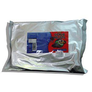AquaFX Cichlid Pellets  Small Pellet 1kg  (bulk)