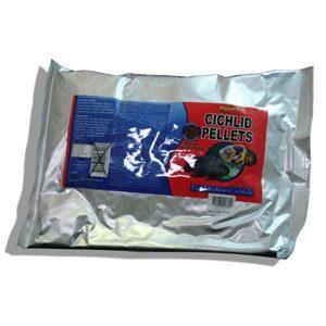 AquaFX Cichlid Pellets  Medium Pellet 1kg  (bulk)
